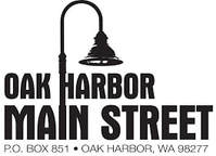 Oak Harbor Main Street Logo